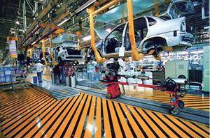 Manufacturing and automobiles