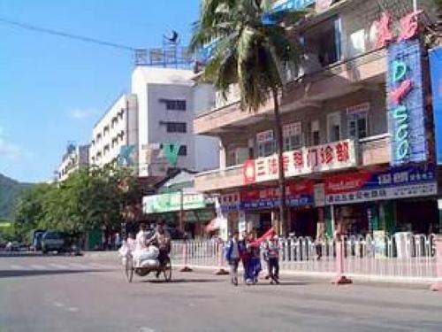 Hongqi Jie Shopping Street