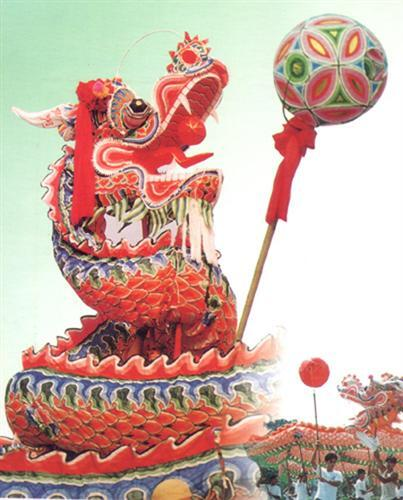 Tongliang Dragon Lantern