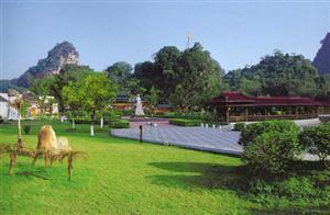 Liusanjie landscape Garden
