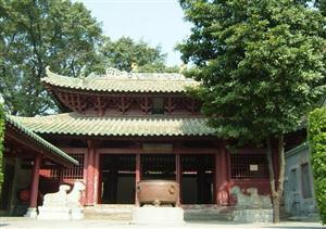 Wu Xian Guan(Temple of the Five Immortals)