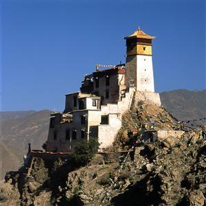Yumbulagang Palace