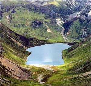 Lake Lhamo Nhatso