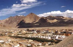 Shiquenhe Town