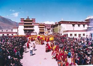 Chambaling Monastery
