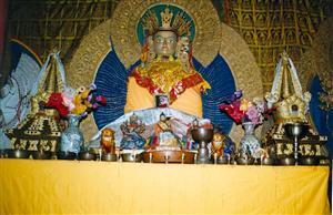 The Paga Temple