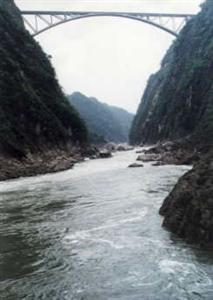 Jiangjie River Scenic Spot