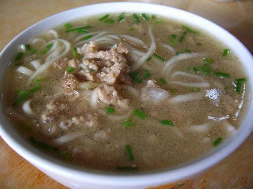 Pea Noodles