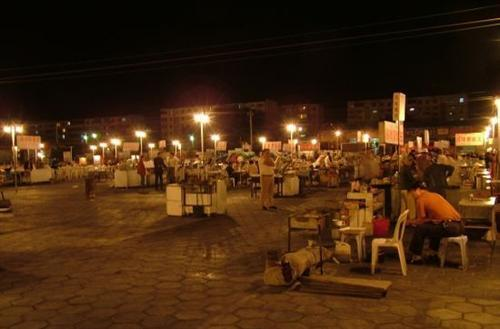 The Central Night Market
