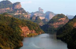 Danxiashan Geopark