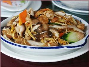 Chinese Vegetarian Food The History And The Local Culture