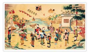 chinese kite development of kites in china