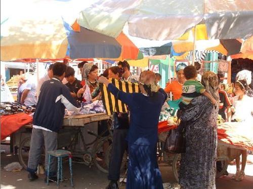 Ta Xi La Pukai Market
