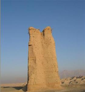 Beacon Tower on the Silk Road