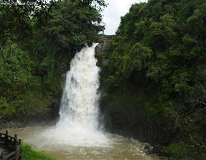 Waterfalls of Dieshuihe