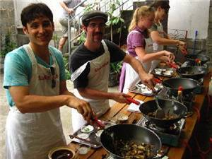 Chinese Cooking Class in Yangsuo