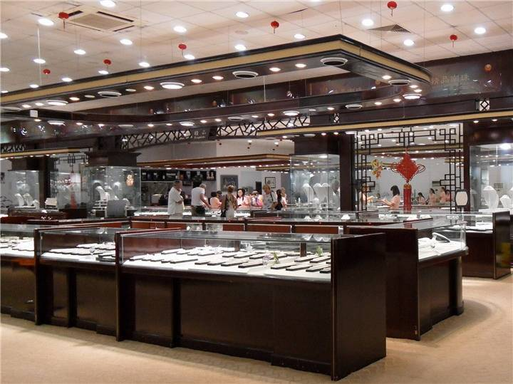 Pearl Culture Shop In Guilin