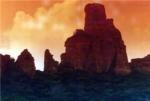 Zhangshiyan Scenic Spot