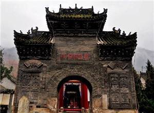 Zhang Liang Temple (Zhanglang Miao)