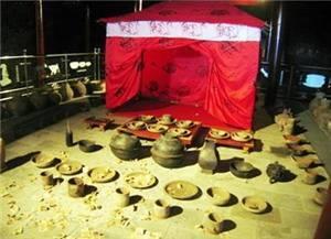 Mancheng Tomb
