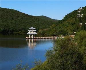 Qilin Mountain Scenic Area