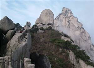 Tianzhu Cliff Temple