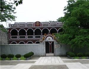 Sun Yat sen Memorial Pavilion