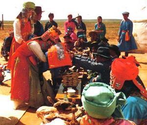 Dongxiang Ethnic Minority