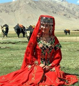 Tajik Ethnic Minority