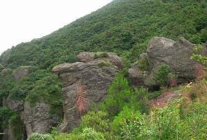 The Ruiyun Mountain