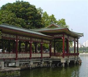 Fuzhou West Lake Park