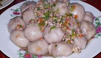 Hakka Beat Balls (meat Balls)