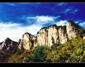 Longyuwan National Forest Park