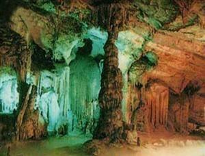 Shihuadong Cave
