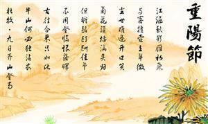 Chongyang Festival