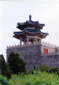 Palace of Enjoying Scenery of Three Kingdoms