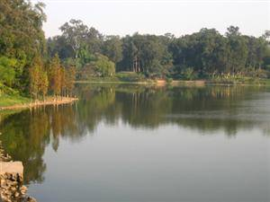 Lu Hu Park