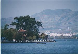 Qionghai Lake Scenic Area