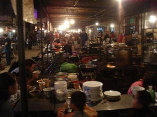 Zhongwei Food Street
