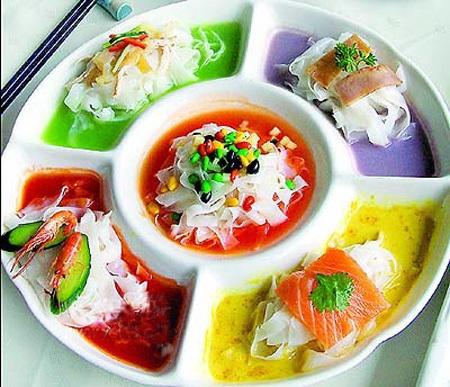 Chinese Rice Pasta