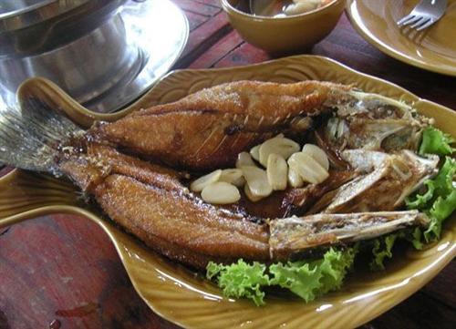 Bachu Grilled Fish