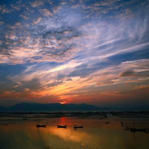 Xiapu County Mud Flat