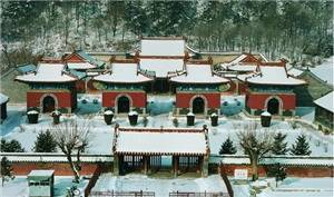 Yongling Mausoleum of Qing Dynasty