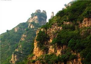 Qingfeng Mountain Range