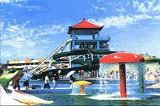 Oceanic amusement park