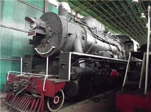 Diao Bingshan Locomotive Museum