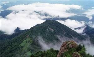 Wuling Mountain Scenic Spot