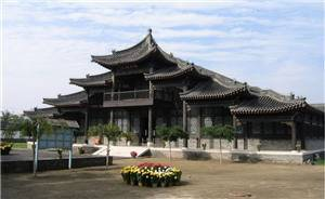 Ancient city of Dingzhou