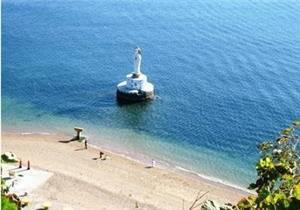 Golden Sand Beach seashore resort