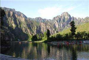 Yesanpo Scenic Area